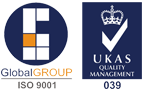 ISO 9001 Global UKAS C